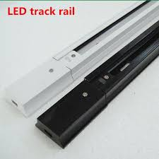 track lighting rails. Aluminum LED Track Lighting Rail 1m Connector,track Rail,Universal Two-wrie Rails