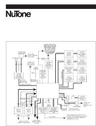 nutone intercom system ima 3033 series master station user guide Intercom Wiring Diagram Intercom Wiring Diagram #58 internet wiring diagram