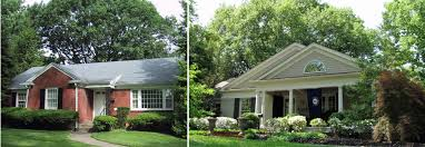 Ranch Renovation  Ranch And Exterior - Home exterior renovation