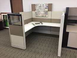 office cubicle desk. Herman Miller Ethospace Cubicle #1 Office Desk