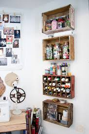 17 Fabulous Creative Storage Solutions For Your Studio