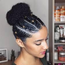 Image Idée Coiffure Cheveux Crépus Coupe De Cheveux Femme