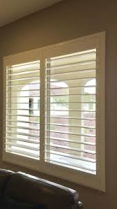 Window Treatments For French Doors  The Finishing TouchHidden Window Blinds