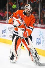 lehigh valley phantoms have recalled from loan goaltender anthony stolarz from the phantoms justsports photography