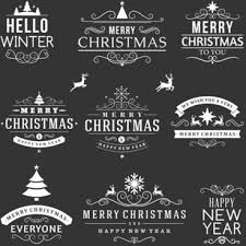 Black White Christmas Background Free Vector Download 58 790 Free