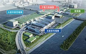 Image result for 豊洲市場