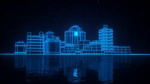Light 3D Architecture Wallpaper, HD ...
