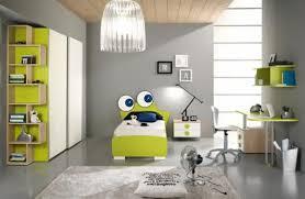 cute bedroom decorations unique design headboard light green furniture light grey walls light grey flooring unique pendant lamp small fan flooring