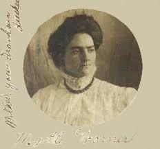 Myrtle Marie Tucker (Warner) (1886 - 1925) - Genealogy