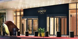 Voco Design Ihgs Voco Brand Makes Mideast Debut With Dubai Opening