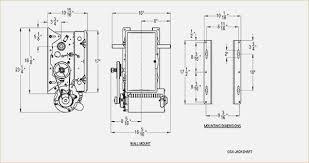 commercial garage door opener wiring diagram davehaynes me overhead door commercial operator wiring diagram technical information schematic drawings mercial garage door opener wiring