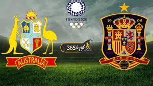 نتيجة مباراة إسبانيا وأستراليا اليوم في أولمبياد طوكيو