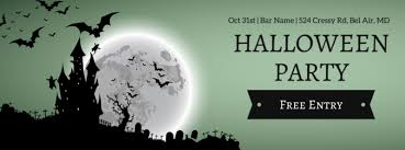 facebook covers free best editable halloween facebook covers design solid