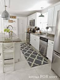 kitchen rug runners pertaining to new runner in the rooms for patterns idea 1