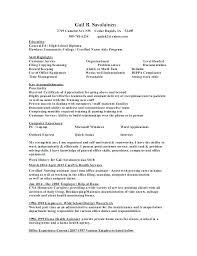 Nursing Assistant Resume Skills Magnificent Resume Templates For Nursing Assistant Certified Mmventuresco