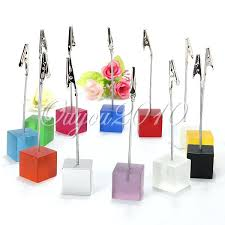 paper holder for desk 1 3 5 cube base wire stand card memo note photo paper paper holder for desk
