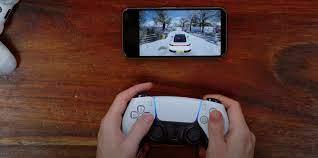 DualSense, controle do PS5, funciona em celulares e PC | Jogos