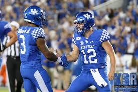 Kentucky Football Depth Chart Uks Week 9 Depth Chart Bowden Smith Split Qb1 Again