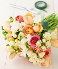 blended flower bouquet pretty l26