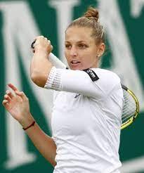 Kristyna Pliskova - tennis MAGAZIN