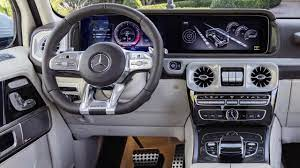 Then browse inventory or schedule a test drive. 2019 Mercedes Amg G63 Interior Youtube