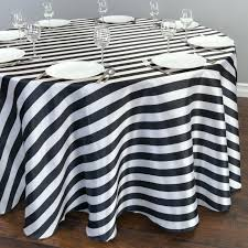 gold and white plastic tablecloth the most in round black white striped satin tablecloth for weddings