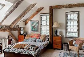 An Eclectic Bedroom Is a Blend of Styles