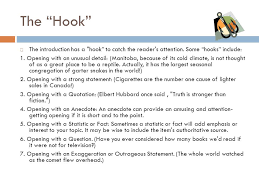 hooks for an essay a hook for an essay our work ayucar com