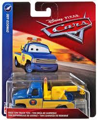 Disney Pixar Cars Cars 3 Dinoco 400 Race Tow Truck Tom 155 Diecast ...