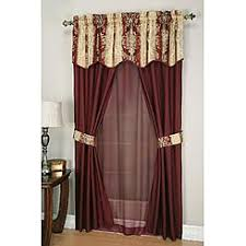 sears bedroom curtains. cannon 6-piece curtain set - promenade sears bedroom curtains