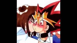 Юги и анзу поцелуй : Anzu X Yugi Youtube