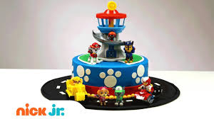 How to Create & Decorate Your Own PAW Patrol Cake