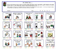 12 Unique Behavior Chart For Kids With Aspergers
