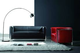 modern leather sofa. Modern Leather Sofa Black Bed Sleeper Youtube With Regard To Contemporary