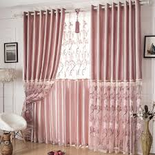 fancy and high end bedroom window curtains ideas of polyester