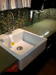 ikea apron front sink. Beautiful Front Ikea DOMSJO Farmhouse Sink  By Cjinteriors And Apron Front A