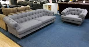 Sofa  Grey Chesterfield Sofa Attractive Grey Chesterfield Sofa Fabric Chesterfield Sofas Uk