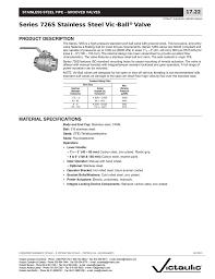 Victaulic Groove Dimension Chart Publication 17 22 Manualzz Com