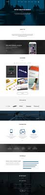 one page website template elegant free one page website html template free html5 templates