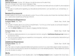Skills To Include On Resume Inspiration Experience Section Of Resume Resume Experience Skills Section Work