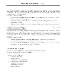 Ad Trafficker Resume Sample Best Of Advertising Account Executive Resume Sample Account Executive Resume