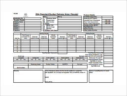 Delivery Docket Classy 48 Delivery Receipt Templates PDF DOC Free Premium Templates