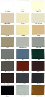 Gutter Color Samples All Gutter Systems