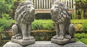 dragon garden statues. Chinese Lion Garden Statue Statues Dragon