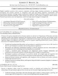 Compliance Officer Sample Resume Custom Compliance Officer Resume Colbroco