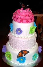 Monarch Butterfly Cake Artsyondemand