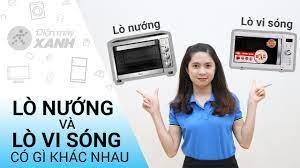 Lò nướng và lò vi sóng có gì khác nhau? • Điện máy XANH - YouTube