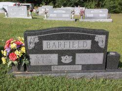 Allen Barfield (1946-1996) - Find A Grave Memorial