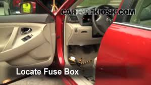 camry fuse box wiring diagrams online