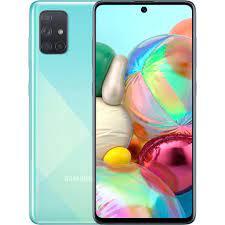 Samsung Galaxy A71 Xanh Giá Tốt